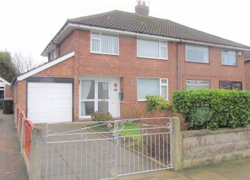 Thumbnail 3 bed semi-detached house for sale in Lowther Avenue, Aintree, Liverpool