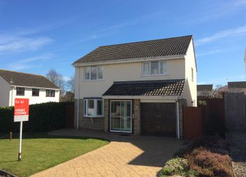 Thumbnail 4 bed detached house to rent in Jarmyns, Bishops Hull, Taunton