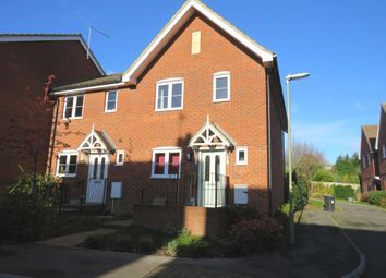 Thumbnail 2 bed end terrace house for sale in Cloudbank, South Wonston, Winchester