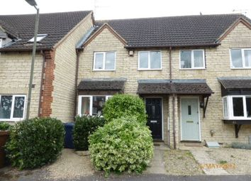 Thumbnail 3 bed terraced house for sale in The Cornfields, Bishops Cleeve, Cheltenham