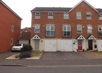 Thumbnail 3 bed end terrace house for sale in Bridge Road, Bromsgrove