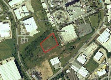 Thumbnail Land for sale in Bridge Road, Wrexham