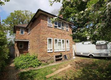 Thumbnail 3 bedroom detached house for sale in Comforts Farm, Oxted