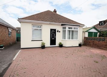 Thumbnail 2 bed detached bungalow for sale in Coppins Grove, Fareham