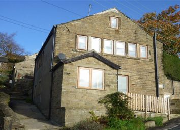 Thumbnail 3 bed detached house to rent in Near Bank, Shelley, Huddersfield, West Yorkshire