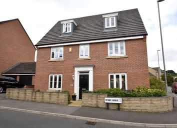 Thumbnail 5 bed detached house for sale in Henry Grove, Pudsey, West Yorkshire