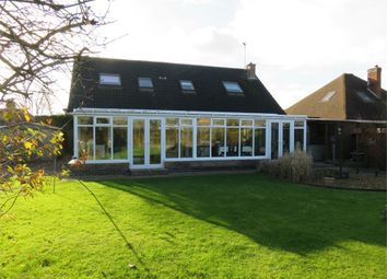 Thumbnail 5 bed detached bungalow for sale in Dominion Road, Glenfield, Leicester