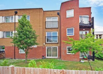 Thumbnail 1 bed flat to rent in Elderberry Way, London