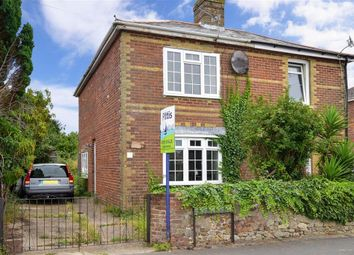 Thumbnail 2 bed semi-detached house for sale in Hope Road, Elmfield, Ryde, Isle Of Wight