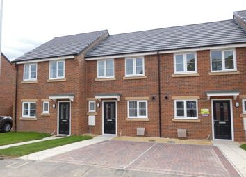 Thumbnail 2 bed terraced house to rent in Kingfisher Avenue, Stockton-On-Tees