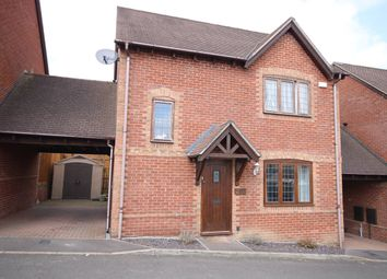 Thumbnail 2 bed link-detached house for sale in Coppington Gardens, Lambourn, Hungerford