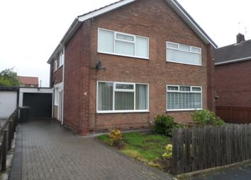 Thumbnail 3 bed semi-detached house to rent in Park Drive, Forest Hall, Newcastle Upon Tyne