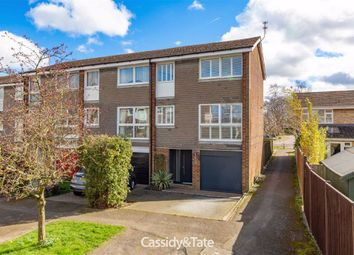Thumbnail 4 bed end terrace house for sale in Claudian Place, St. Albans, Hertfordshire