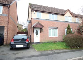 3 bed semi-detached house for sale in Manor Close, Worksop S80