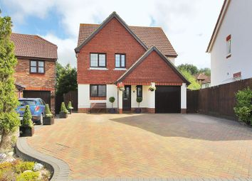 Thumbnail 4 bed detached house for sale in Bellamy Road, Maidenbower, Crawley, West Sussex