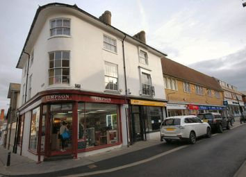 Thumbnail 1 bed flat to rent in High Street, Royston