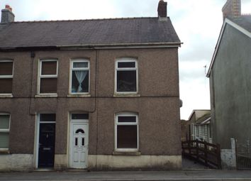 Thumbnail 3 bed semi-detached house for sale in Norton Road, Penygroes, Llanelli