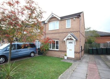 Thumbnail 3 bed end terrace house for sale in Manor Hall Mews, Coventry