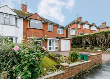 Thumbnail 4 bed semi-detached house for sale in Crossways, South Croydon, London