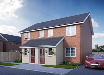 Thumbnail 3 bed semi-detached house for sale in Brunel Wood, Upper Bank, Pentrechwyth