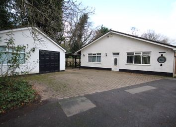 Thumbnail 4 bedroom detached bungalow for sale in Spring Bank Lane, Bamford, Rochdale