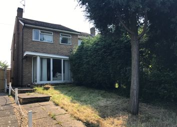 Thumbnail 2 bedroom semi-detached house for sale in Sunnyside, Oadby, Leicester