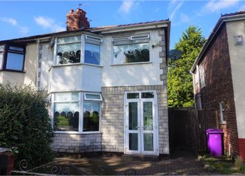 Thumbnail 3 bed semi-detached house for sale in Utting Avenue, Liverpool