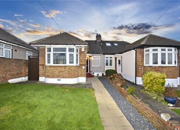 Thumbnail 2 bed semi-detached bungalow for sale in Bedonwell Road, Bexleyheath, Kent