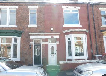 Thumbnail 2 bed terraced house to rent in Trajan Street, South Shields