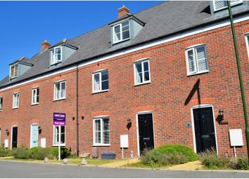 Thumbnail 4 bed town house for sale in Brook Road, Hambrook, Chichester