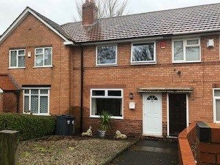 2 bed terraced house for sale in Harvington Road, Weoley Castle, Birmingham B29