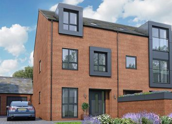 Thumbnail 3 bed terraced house for sale in Holywell Mill, Ashby-De-La-Zouch