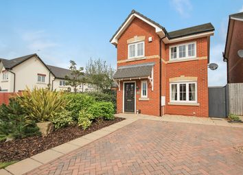 Thumbnail 3 bed detached house for sale in Franklyn Drive, Newton-Le-Willows