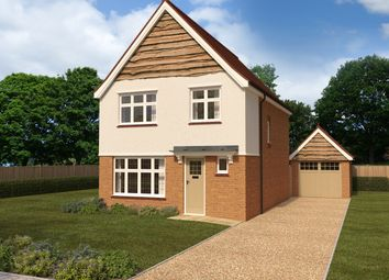 Thumbnail 3 bedroom detached house for sale in Eaton Green Heights, Kimpton Road, Luton, Bedfordshire