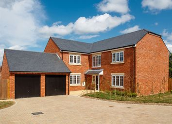 "Thumbnail 5 bed detached house for sale in ""The Albermarle "" at Ashford Hill Road, Ashford Hill, Thatcham"