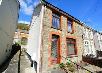 Thumbnail 2 bed semi-detached house for sale in Park Street, Cwmcarn, Newport