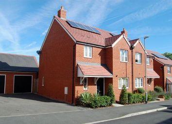 Thumbnail 3 bed semi-detached house for sale in Ellis Way, Abington Vale, Northampton