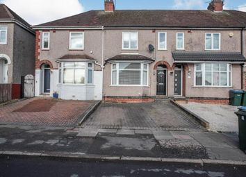 Thumbnail 3 bed terraced house for sale in Rollason Road, Radford, Coventry, West Midlands