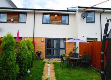 Thumbnail 2 bedroom terraced house for sale in Rudd Close, Peterborough