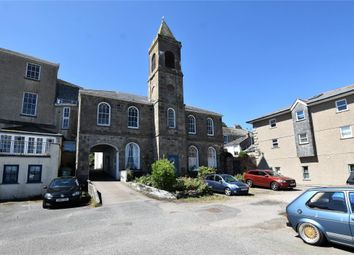 Thumbnail 2 bed flat for sale in Bell Tower, Chapel Street, Penzance, Cornwall