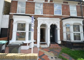 Thumbnail 4 bed terraced house to rent in Hornsey Park Road, London