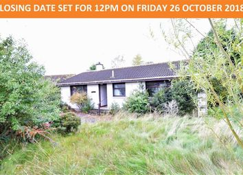 Thumbnail 2 bed detached bungalow for sale in Garden Place, Beauly, Inverness-Shire