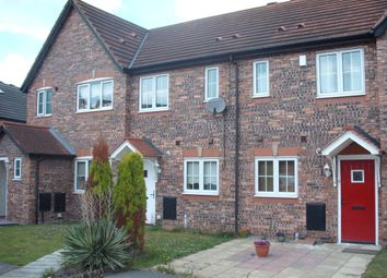 Thumbnail 2 bed terraced house to rent in Metcalf Close, Kirkby, Merseyside