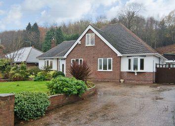 Thumbnail 4 bed detached bungalow for sale in Rugeley Road, Hazel Slade, Cannock