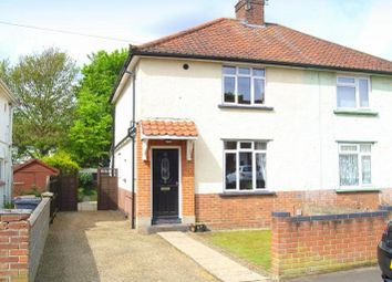 Thumbnail 3 bedroom semi-detached house to rent in Aldryche Road, Norwich