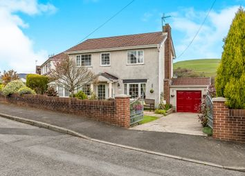 Thumbnail 5 bed detached house for sale in Darren View, Llangynwyd, Maesteg