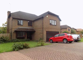 Thumbnail 5 bed detached house to rent in Lych Gate Close, Sandhurst