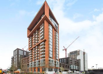 Thumbnail 2 bed flat for sale in Embassy Gardens, London