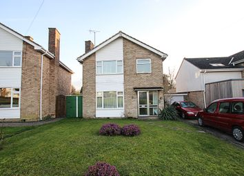 Thumbnail 3 bed detached house for sale in Mill Close, Burwell