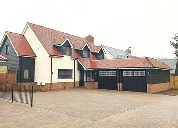 Thumbnail 4 bed detached house for sale in Mill Lane, Hatfield Heath, Bishop's Stortford, Herts